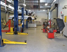 AUTO REPAIR TRAINING CENTER